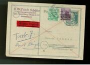 Germany Postal Stationery