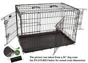 EliteField 48 Dog Crate