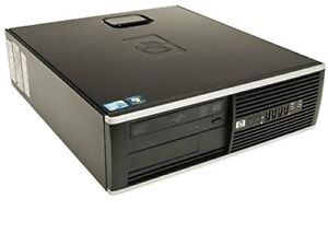 hp elite 8200 sff core i7  12gb ram 500gb hhd