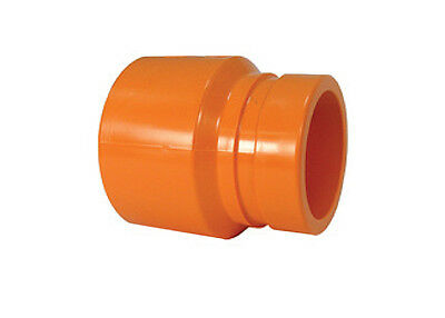 Blazemaster 2-12 Cpvc X Groove Adapter Fire Sprinkler Pipe System - 5 Pack