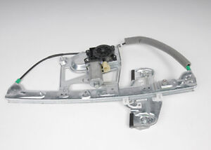 Ac delco 17801304 drivers window regulator for 2000 2001 for 2000 cadillac deville window regulator