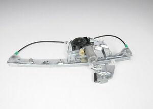 Ac delco 10393234 rear left window regulator for 2000 2004 for 2000 cadillac deville window regulator