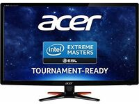 NEW - Acer GN246HLBbid 24 inch Wide FHD LED Gaming Monitor 3D Full HD