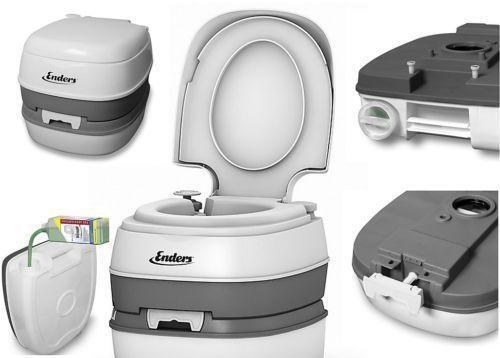 mobile toilette ebay. Black Bedroom Furniture Sets. Home Design Ideas