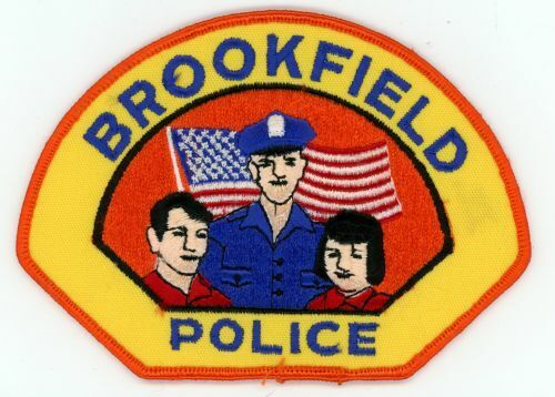 ILLINOIS IL BROOKFIELD POLICE NEW PATCH SHERIFF
