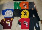 2T Size Clothing Mixed Lots (Newborn - 5T) for Boys