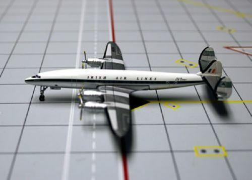 Aeroclassics BIAEIN008 Aer Lingus Lockheed L-1049H N1008C 1/400 Diecast Model