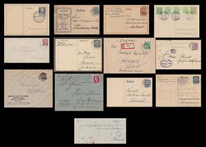 Alt-Briefe und Karten