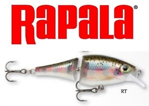 RAPALA-BX-JOINTED-SHAD-7gr-6cm-COLORE-RT-IL-TOP-VERAMETE-INFALLIBILE