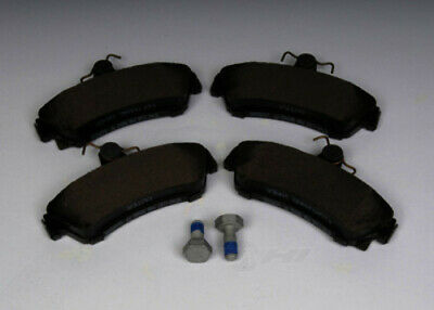 Disc Brake Pad Set Rear ACDelco GM Original Equipment fits 05-06 Pontiac GTO