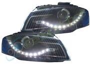 Audi A3 DRL Headlights
