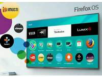 "NEW/EX-DISPLAY 50"" PANASONIC TX-50CX700B UHD 4K 3D SMART TV"