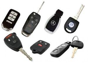 Programming keys
