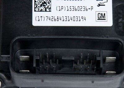 ABS Control Module ACDelco GM Original Equipment 25802684, used for sale  Mississauga