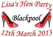 Hen Night Transfers