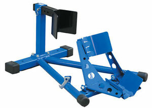 MOTOR CYCLE WHEEL CHOCK - STAND - $129.00 - CLENTEC