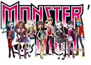 Monster High Wall Stickers