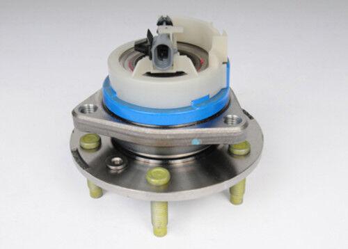 ACDelco OE Service FW293 Front Wheel Bearing Hub Assy