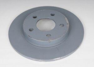 ACDelco 177-867 GM Original Equipment Rear Disc Brake Rotor