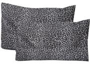 King Quilt Cover Leopard