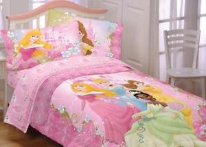 Disney Princess Twin Bedding Set