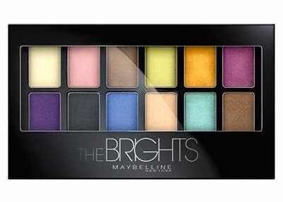 BUY 1, GET 1 AT 10% OFF Maybelline Expert Wear Eyeshadow Palette The Brights