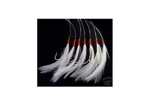 Shakespeare Salt Sea Rigs Mackerel Feathers