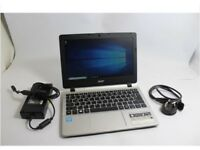 ACER ASPIRE E11 LAPTOP - Windows 10 -2GB-500GB-Intel Celeron