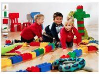 NEW IN BOX LEGO SOFT BRICK EDUCATIONAL STARTER SET