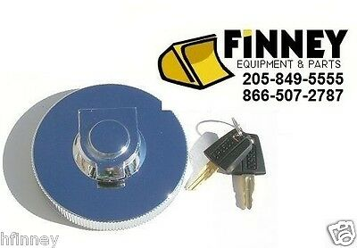 Cat Caterpillar 307 308 312 312b 320 Excavator Heavy Duty Metal Locking Fuel Cap