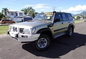 2001 Nissan Patrol 4x4 Wagon Westcourt Cairns City Preview