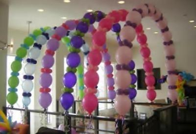 LINK O LOON LINKING DIY ARCH WEDDING PARTY BIRTHDAY CHRISTMAS HALLOWEEN PROM  - Halloween Balloons Diy