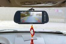 CarKitMasters 7 inch MIRROR LCD + INSTALLATION AT YOUR PLACE Alexandria Inner Sydney Preview