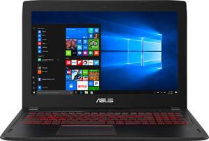ASUS FX53VD 15.6″ Full HD Gaming Laptop, Intel Quad Core i5-7300