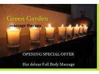 Hot Deluxe Full Body Massage at Green Gardens