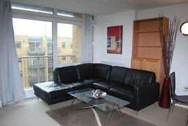 Modern 1 Bed Apartmen in Constable House, Canary Central, E14, Balcony, Pool, Gym, Concierge- VZ