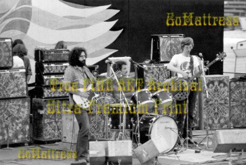 GRATEFUL DEAD Gaelic Park BRONX 1971 SYF ** Archival 8.5x11 Photo from Negative