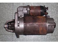 1972 1800cc MGB GT Classic Parts Starter Motor