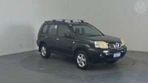 2003 Nissan X-Trail T30 TI Luxury (4x4) Black Obsidian 4 Speed Automatic Wagon Perth Airport Belmont Area Preview