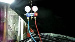 A/C REPAIR &RECHARGE ON ALL MAKES AND MODELS