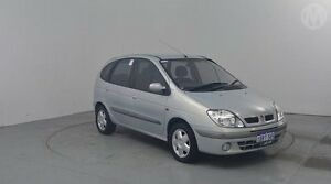 2004 Renault Scenic MY03 Expression Platinum 4 Speed Automatic Hatchback Perth Airport Belmont Area Preview