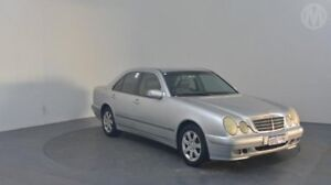 1999 Mercedes-Benz E240 W210 Classic Brilliant Silver 5 Speed Sequential Auto Sedan Perth Airport Belmont Area Preview