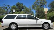 2010 Ford Falcon BF Mkiii XT (LPG) Winter White 4 Speed Auto Seq Sportshift Wagon Mount Lawley Stirling Area Preview