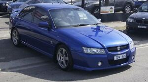 2004 Holden Commodore VZ SV6 Blue 5 Speed Auto Active Select Sedan Brooklyn Brimbank Area Preview