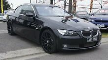 2007 BMW 335i E93 Black 6 Speed Steptronic Convertible Brooklyn Brimbank Area Preview
