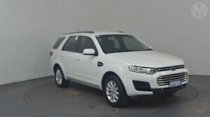 2016 Ford Territory SZ MK2 TX (RWD) Winter White 6 Speed Automatic Wagon Perth Airport Belmont Area Preview