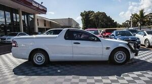 2009 Holden Ute VE MY09.5 Omega White 4 Speed Automatic Utility Alfred Cove Melville Area Preview