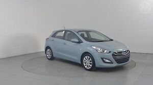 2014 Hyundai i30 GD MY14 Active Blue 6 Speed Automatic Hatchback Perth Airport Belmont Area Preview