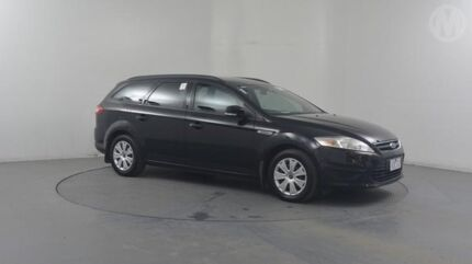 2014 Ford Mondeo MC LX Tdci Black 6 Speed Direct Shift Wagon Altona North Hobsons Bay Area Preview