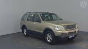 2002 Ford Explorer UT XLT (4x4) Harvest Gold 5 Speed Automatic Wagon Perth Airport Belmont Area Preview